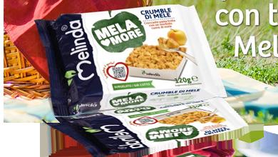 crumble mele melinda